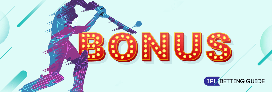 ipl betting bonus india