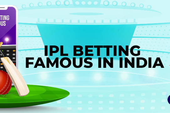 IPL betting is famous in India